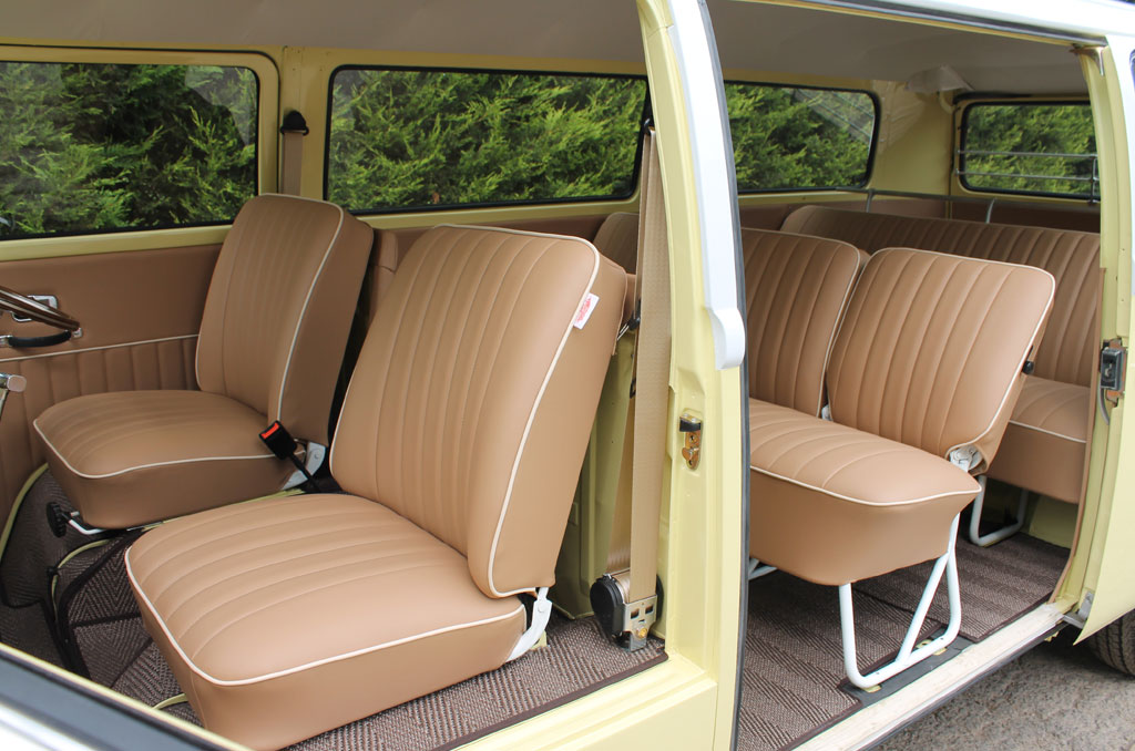 Early Bay Window Micro Bus Kens Customs