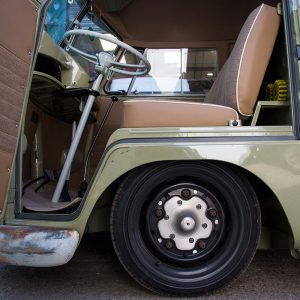 kens customs vw split screen auto upholstery